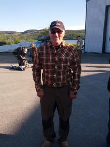 Lennart Jonsson segrare i Pilisnappet 2015